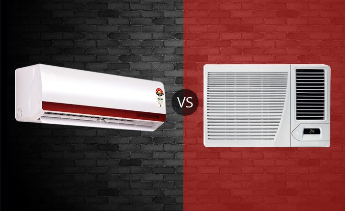 Split Ac Vs Window Ac Acservicewala Trusted Ac Service